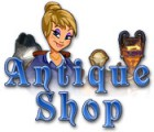 Download free flash game Antique Shop
