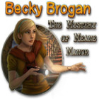 Download free flash game Becky Brogan: The Mystery of Meane Manor
