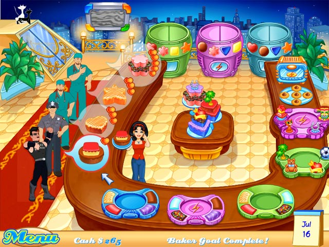 cake mania online games free play