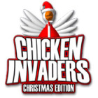 Download free flash game Chicken Invaders 2 Christmas Edition