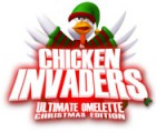 Download free flash game Chicken Invaders: Ultimate Omelette Christmas Edition