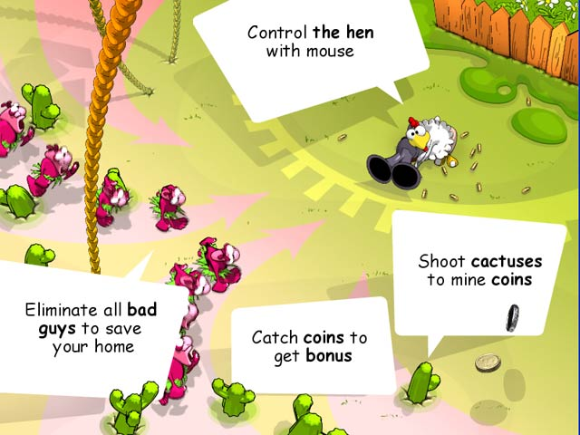 Chicken rush deluxe download free games for pc.