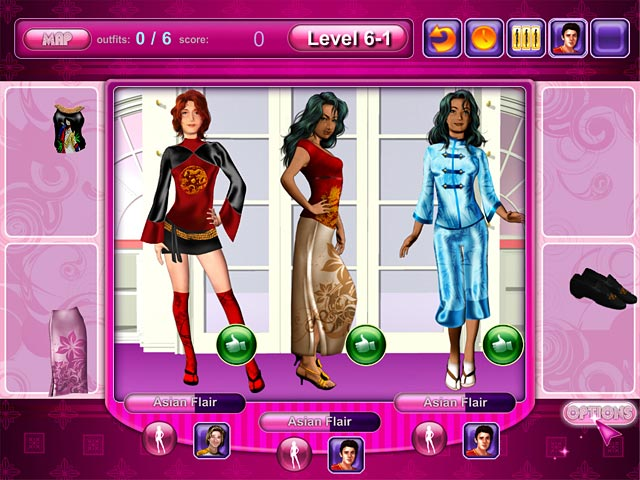 Играть онлайн бесплатно в модные игры