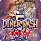 Download free flash game Diner Dash 5: BOOM