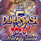 Download free flash game Diner Dash 5: Boom! Strategy Guide