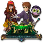 Download free flash game Elementals. The magic key
