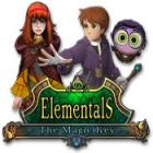 Download free flash game Elementals. The magic key