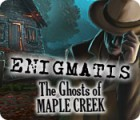 Download free flash game Enigmatis: The Ghosts of Maple Creek