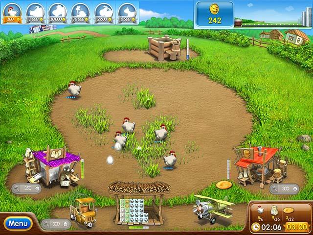 Free download Farm Frenzy 2 game, Play Farm Frenzy 2 online