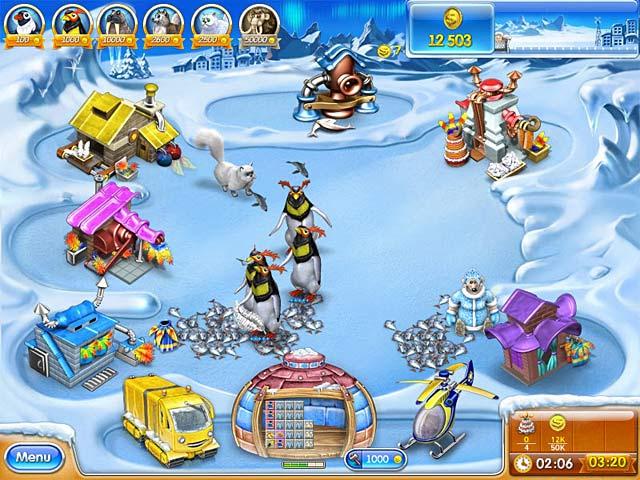 Free download Farm Frenzy 3: Ice Age game, Play Farm Frenzy