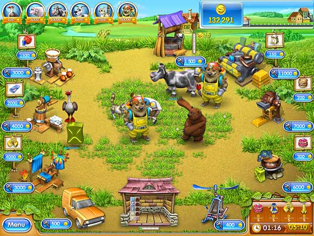 farm frenzy 3 pizza party free download full version for pc