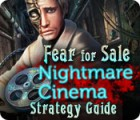 Download free flash game Fear For Sale: Nightmare Cinema Strategy Guide