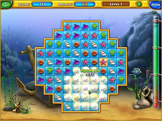 Free Download Fishdom Screenshot ...