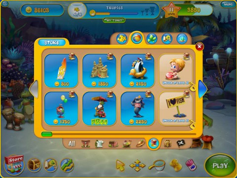 Free Download Fishdom 3 Collectoru0027s Edition Game, Play Fishdom 3  Collectoru0027s Edition Online For Free (Match 3 Games)