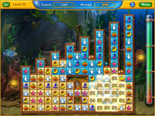 Free Download Fishdom   Spooky Splash Screenshot ...