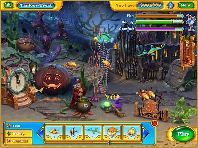 Free Download Fishdom   Spooky Splash Screenshot Free Download Fishdom    Spooky Splash Screenshot ...