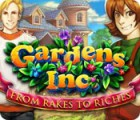 Download free flash game Gardens Inc: From Rakes to Riches