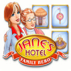 Download free flash game Jane's Hotel: Family Hero