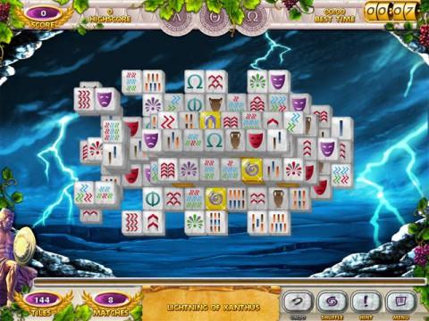 Free download Mahjong Mysteries: Ancient Athena game, Play Mahjong