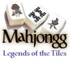 Download free flash game Mahjongg: Legends of the Tiles