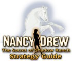 Download free flash game Nancy Drew: Secret of Shadow Ranch Strategy Guide