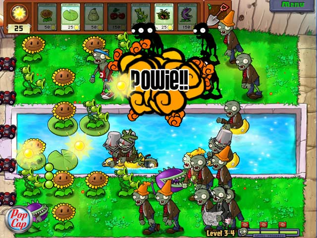 plants vs zombies free online