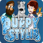 Download free flash game Puppy Stylin`