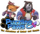 Download free flash game Puzzling Paws