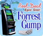 Download free flash game Reel Deal Epic Slot: Forrest Gump