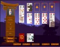 Free download Samurai Solitare screenshot