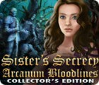 Download free flash game Sister's Secrecy: Arcanum Bloodlines Collector's Edition