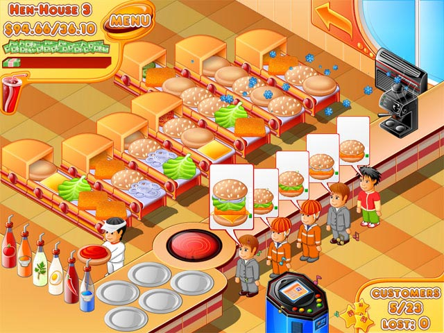 Free download Stand O' Food game, Play Stand O' Food online
