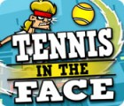 Download free flash game Tennis in the Face