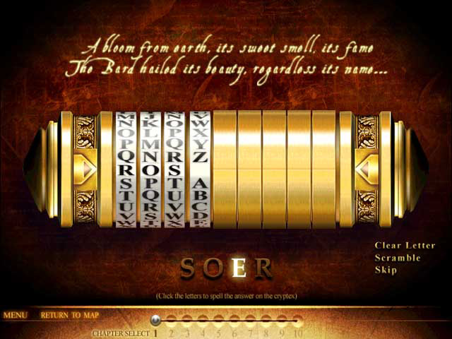 Free download The Da Vinci Code game, Play The Da Vinci Code online