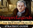 Download free flash game Vampire Legends: The True Story of Kisilova Strategy Guide