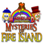 Download free flash game Wonderland Adventures: Mysteries of Fire Island