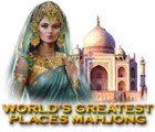 Download free flash game World's Greatest Places Mahjong