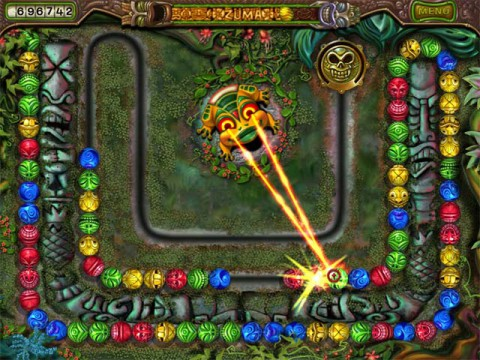 Free Download Zuma S Revenge Adventure Game Play Zuma S